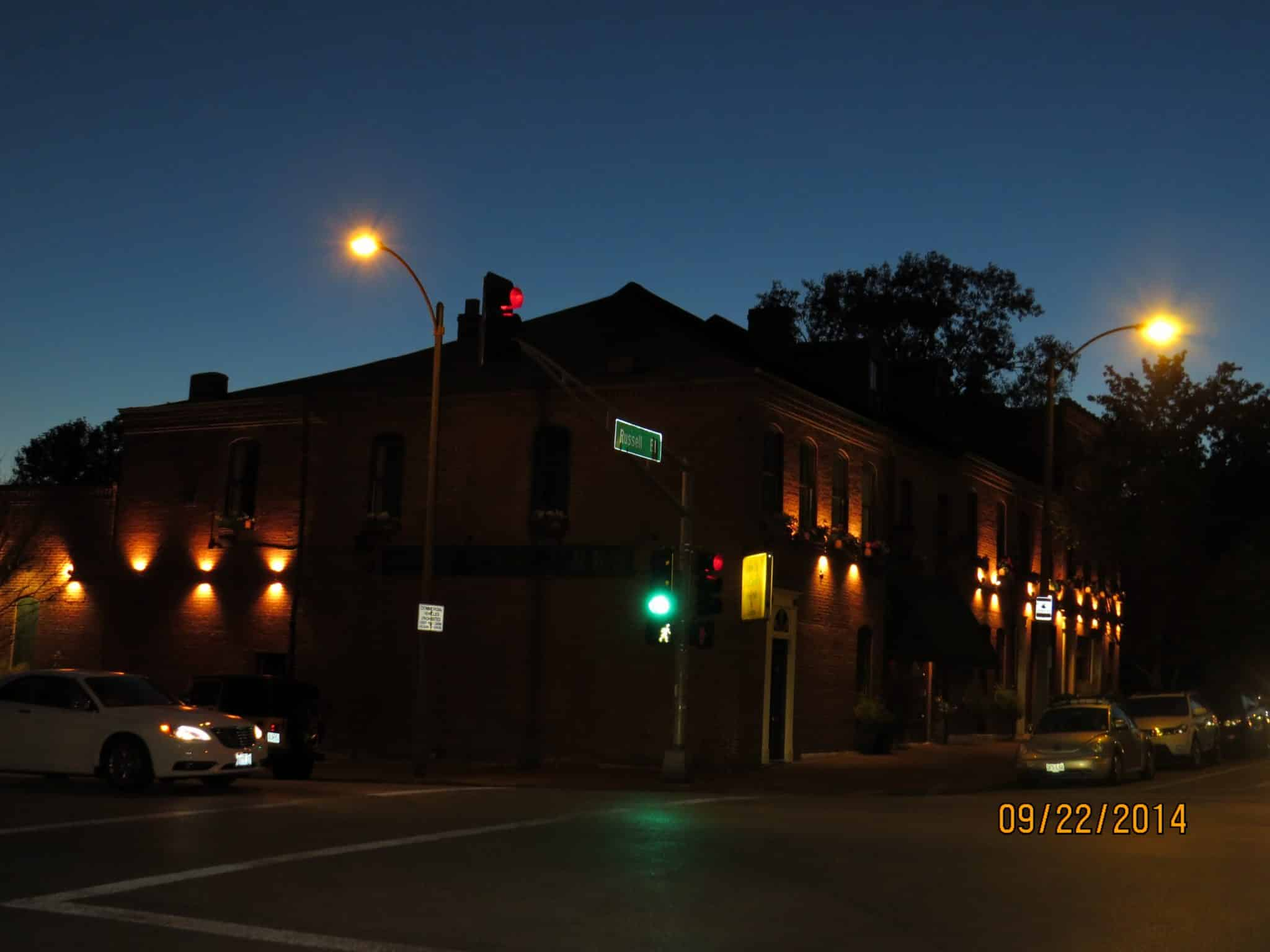 Soulard McGurks at Night