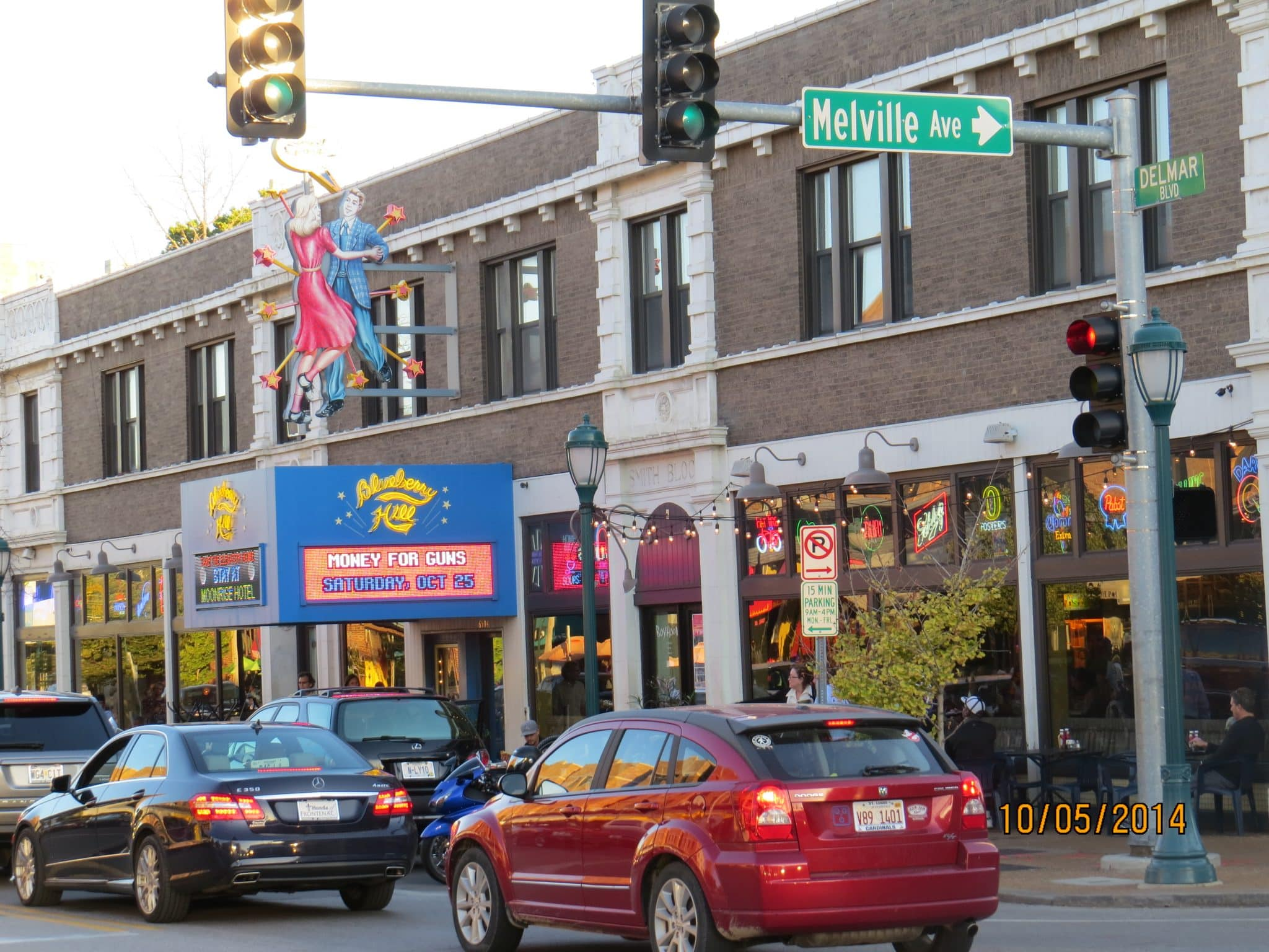 Restaurants in University City