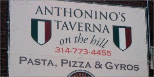 Anthoninos Taverna on The Hil