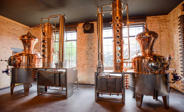 Craft Distilleries in Missouri