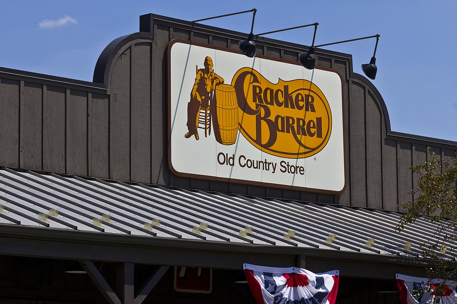Cracker Barrel Fiscal 2021 Second Quarter Conference Call