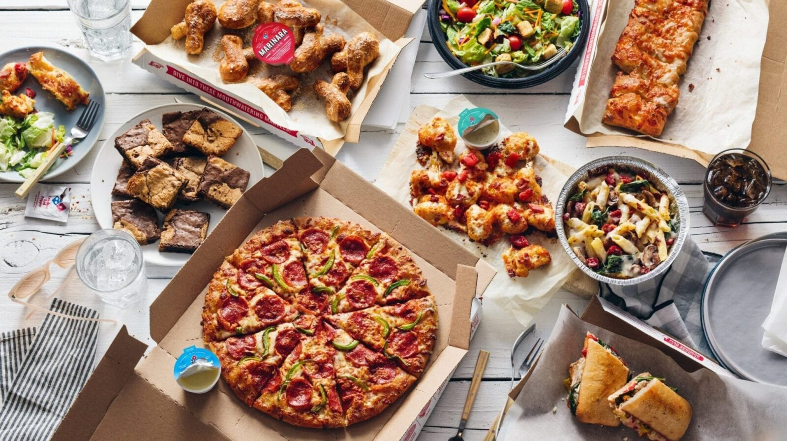 Celebrate Game Day with Domino's®