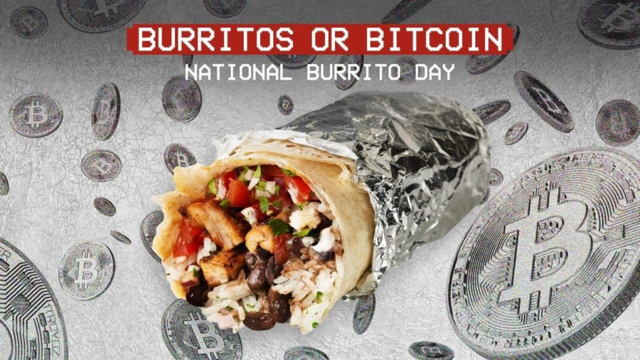 Chipotle Mexican Grill - National Burrito Day - April 1