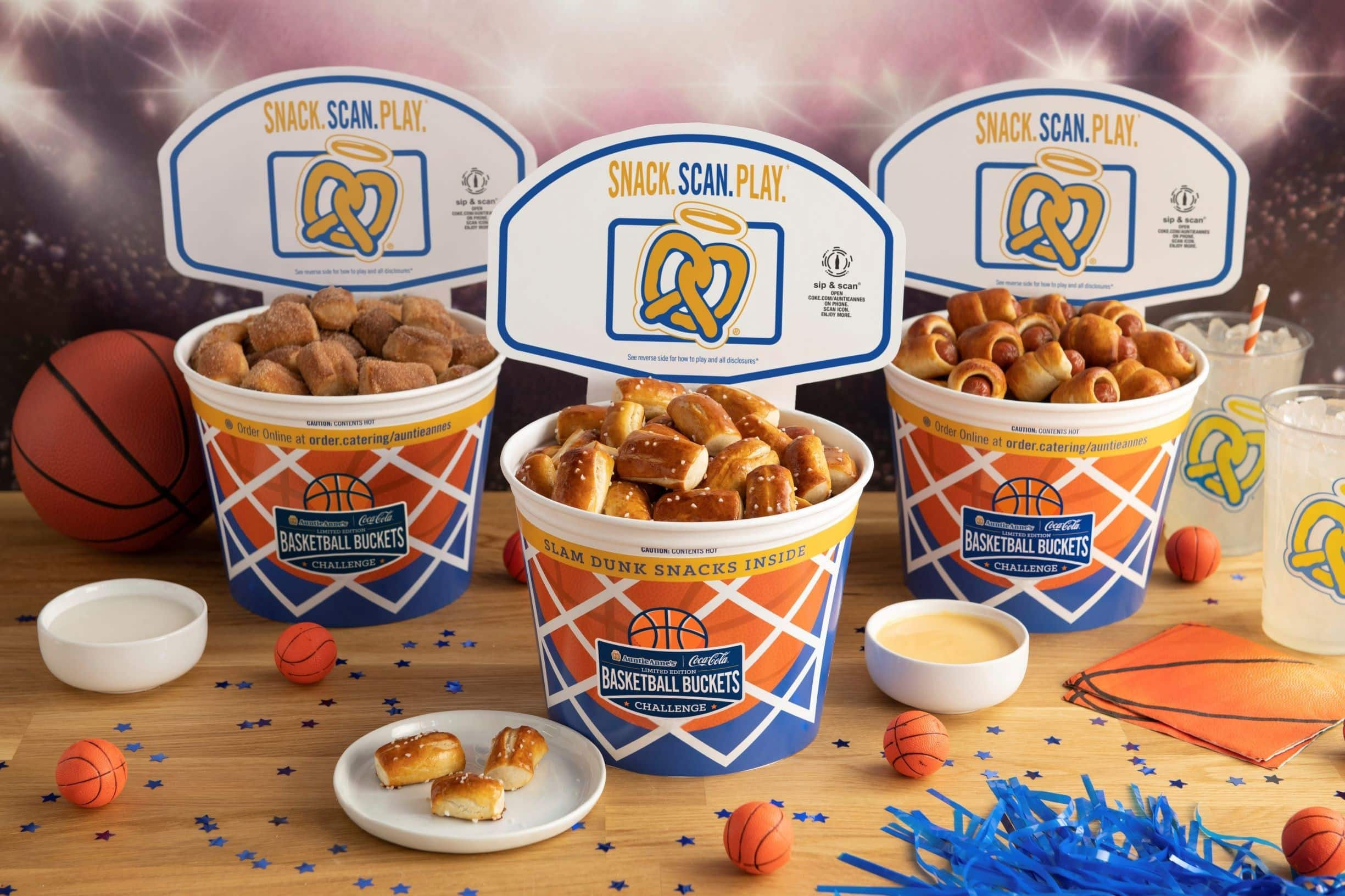 Auntie Anne's® and Coca-Cola® - Ways to Win Pretzels