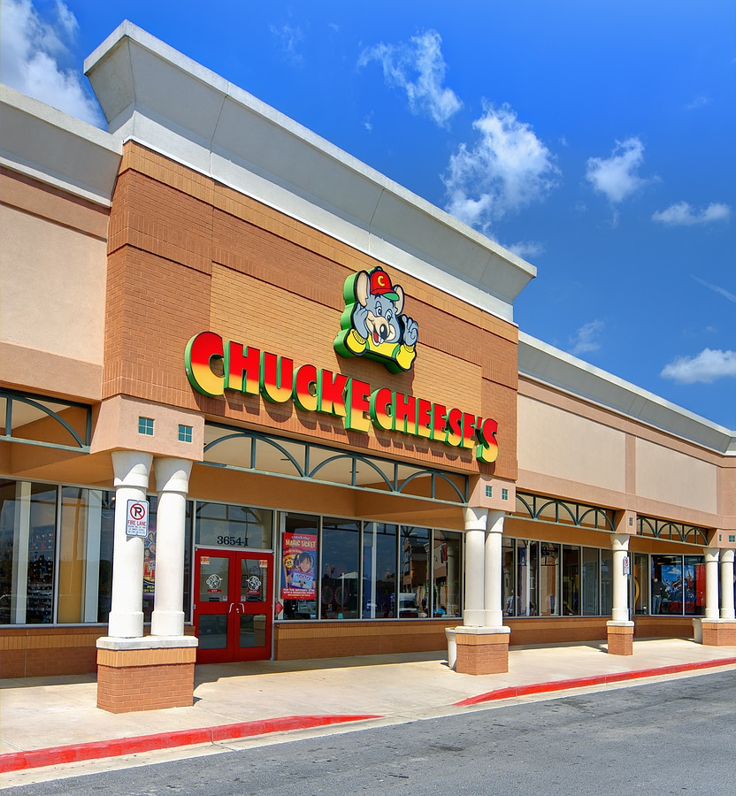 Chuck E. Cheese Celebrates Autism Awareness Month