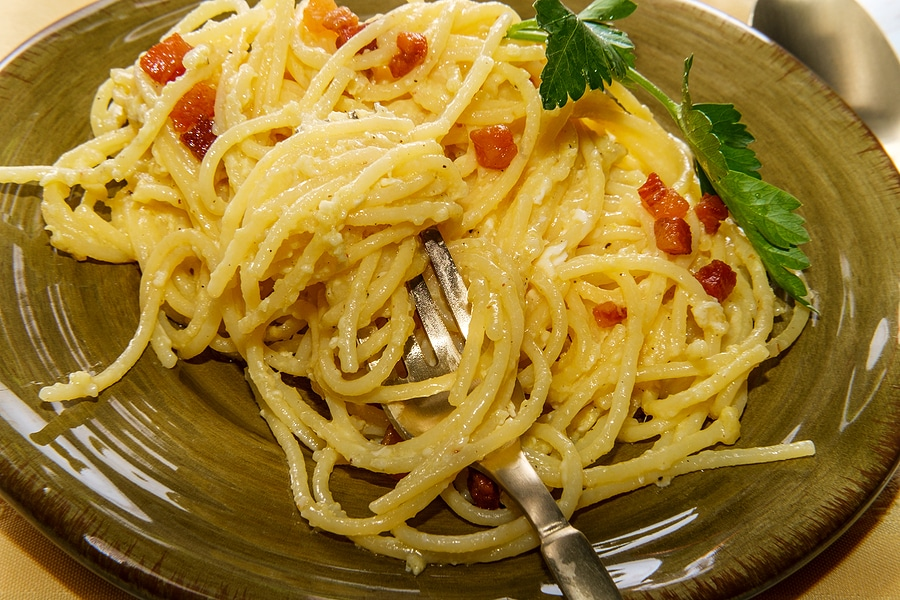 Roman chefs reveal secrets to a mouth-watering carbonara