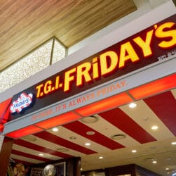 TGI Fridays® Enhances Indoor Dining Safety
