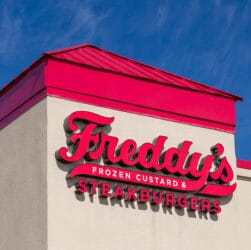 Freddy's Frozen Custard - Chris Dull as New Chief Executive Officer