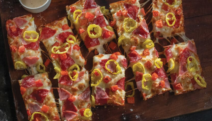 Jet's Pizza Introduces Italian Hero Specialty Pizza